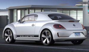 Volkswagen podría revivir el emblemático Beetle en una versión totalmente eléctrica en Europa