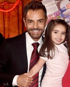 Ésta es la razón por la que Aitana Derbez no se queda sola con su papá, Eugenio Derbez