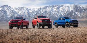 Ford agrega 3 nuevas ediciones en la Ranger