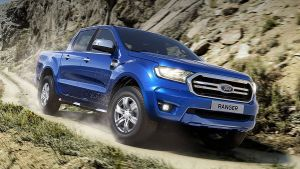 La Ford Ranger ofrece 3 alternativas para aumentar su potencia fuera del asfalto