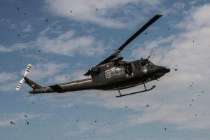 Autoridades peruanas localizan helicóptero accidentado; hay siete muertos