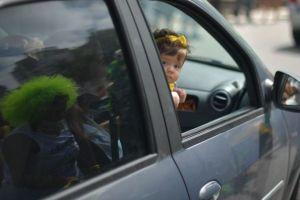 ¡Peligro! Por qué nunca debes dejar a un bebé en el auto aún con las ventanillas abiertas
