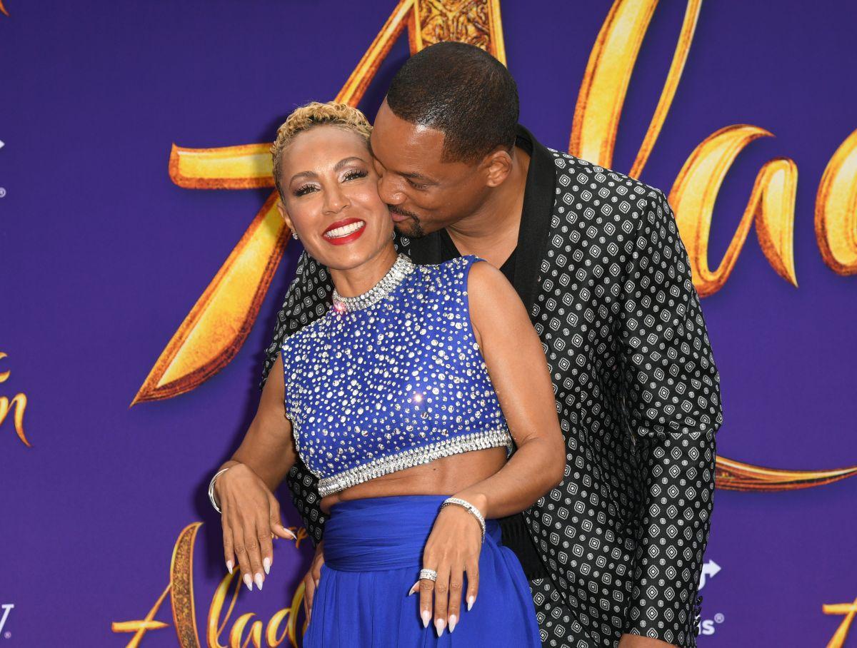 """Desde 'Fresh Prince' hasta sus """"infidelidades"""": así ha sido la polémica relación entre Jada Pinkett y Will Smith"""