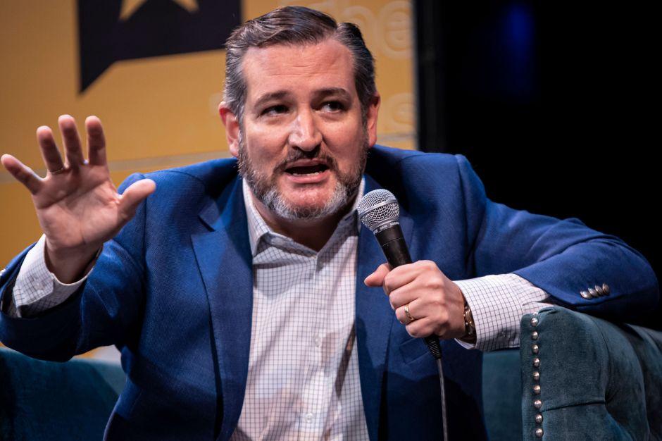 """Ted Cruz advierte: si demócratas ganan Texas """"es el fin"""" de republicanos en Congreso y presidencia"""