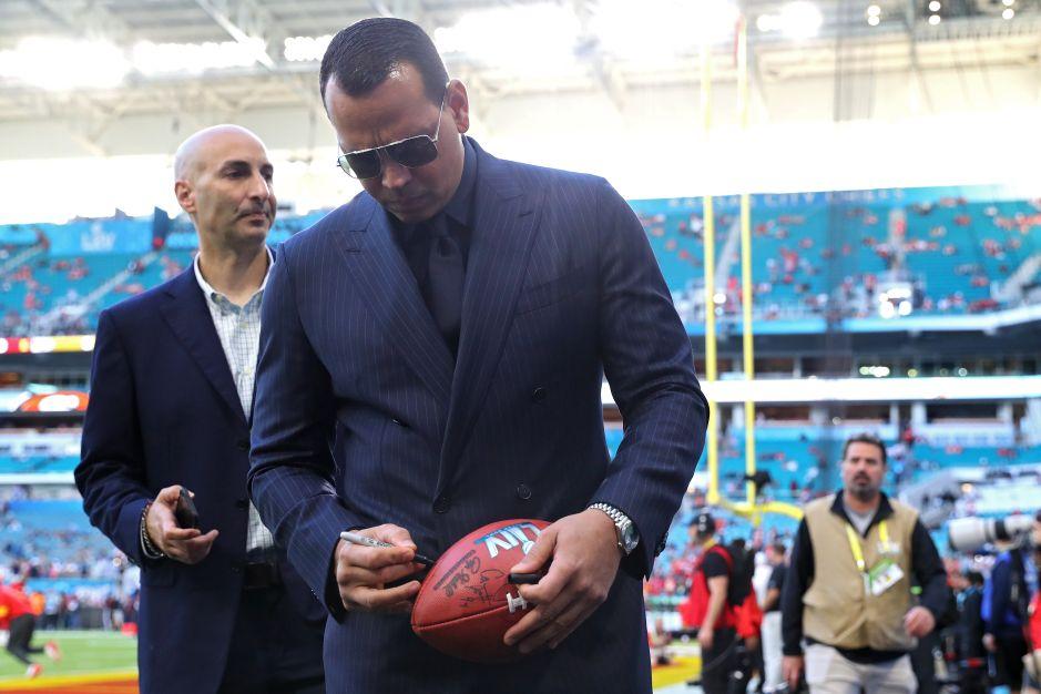 Buscan al menos $300 millones: A-Rod y JLo convocan a figuras de la NFL y NBA para comprar a los Mets