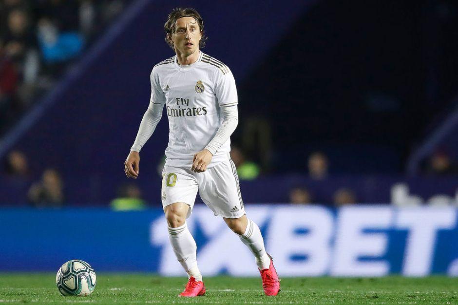 """Luka Modric minimiza la ausencia de Cristiano: """"Estábamos convencidos de que seguiríamos ganando sin él"""""""