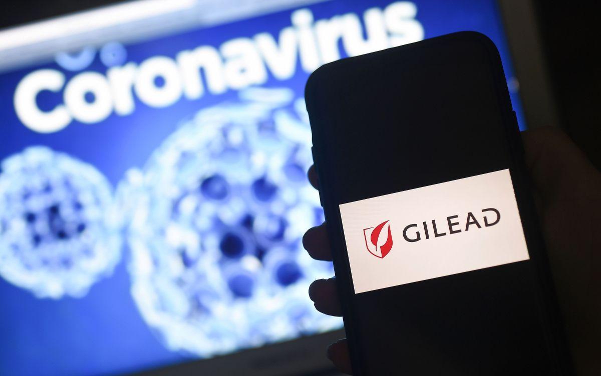 La compañía Gilead afirma que su fármaco Remdesivir reduce el riesgo de muerte en pacientes graves de COVID-19