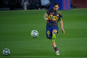 Espectaculares: Te mostramos las zapatillas de fútbol que Lionel Messi usará en la Champions League