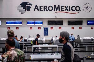 Qué hacer si tengo un vuelo de Aeroméxico ahora que presentó una solicitud de bancarrota en Estados Unidos