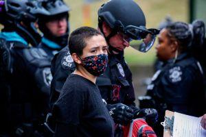 La policía de Seattle desmantela la zona ocupada tras las protestas contra el racismo