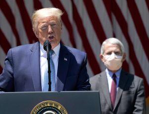 Trump hace oficial retiro de Estados Unidos de la OMS; Fauci advierte de grave oleada de contagios de coronavirus