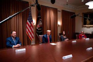 """Goya Foods silencia a su presidente por apoyar a Trump y a su teoría falsa sobre """"fraude electoral"""""""