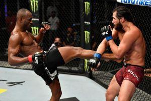 Fue demasiada pieza: Kamaru Usman derrotó a Jorge Masvidal en el UFC 251