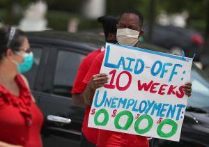La crisis del COVID suma 16 semanas seguidas con más de un millón de pedidos de seguros de desempleo
