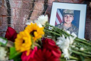 Despiden con honores militares a la soldado Vanessa Guillén en la base donde fue brutalmente asesinada