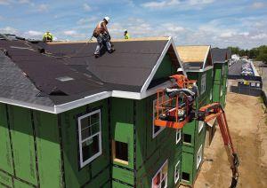 Buenas noticias: la construcción de vivienda se dispara un 17.3 por ciento durante junio en Estados Unidos