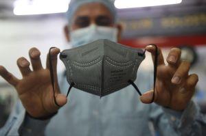 MIT desarrolla una nueva mascarilla lavable y tan efectiva como la N95