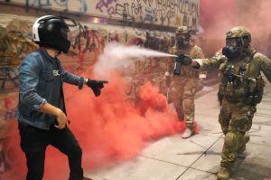 """Chicago se compromete a resistir ante la """"policía secreta"""" de Trump"""
