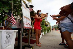 Nuevo récord en Florida con 11,458 nuevos casos: lo peor podría llegar tras el 4 de Julio
