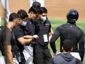 Masahiro Tanaka se recupera de conmoción cerebral leve y ya regresa al Yankee Stadium