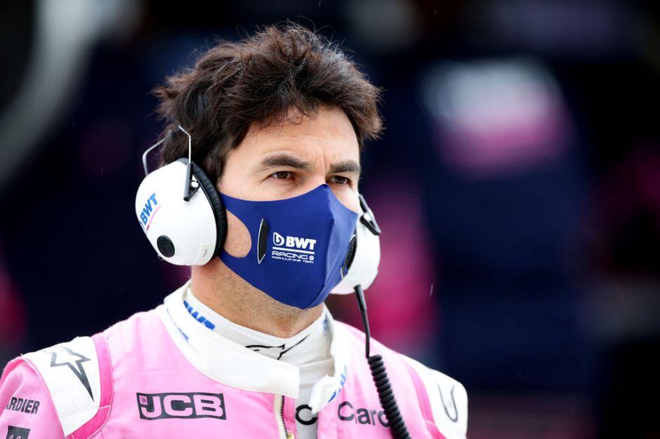 Checo Pérez supera la cuarentena y espera poder correr el Gran Premio del 70º Aniversario de la F1