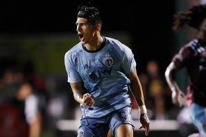"""Mexican power: Alan Pulido, """"Chicharito"""", Rodolfo Pizarro y Oswaldo Alanís ya marcaron en MLS is Back"""