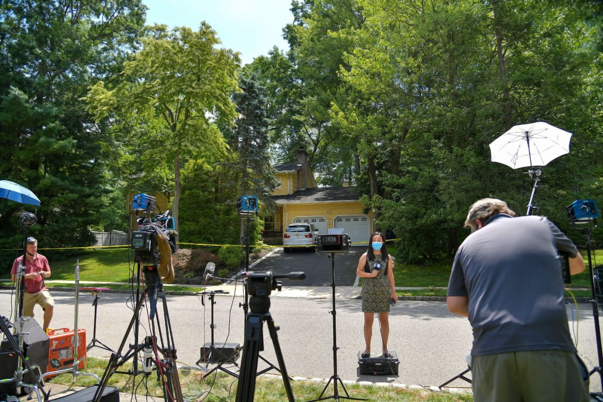 El tiroteo ocurrió en la casa familiar de la fiscal, en North Brunswick, Nueva Jersey.