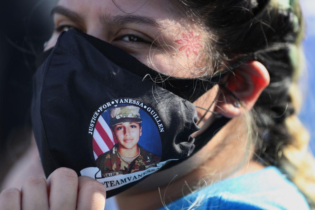 Ejército crea comité independiente para investigar la base militar en la que murió Vanessa Guillén