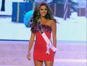 Mira cómo la es Miss Colombia ya está bailando ¡sin su pie izquierdo!