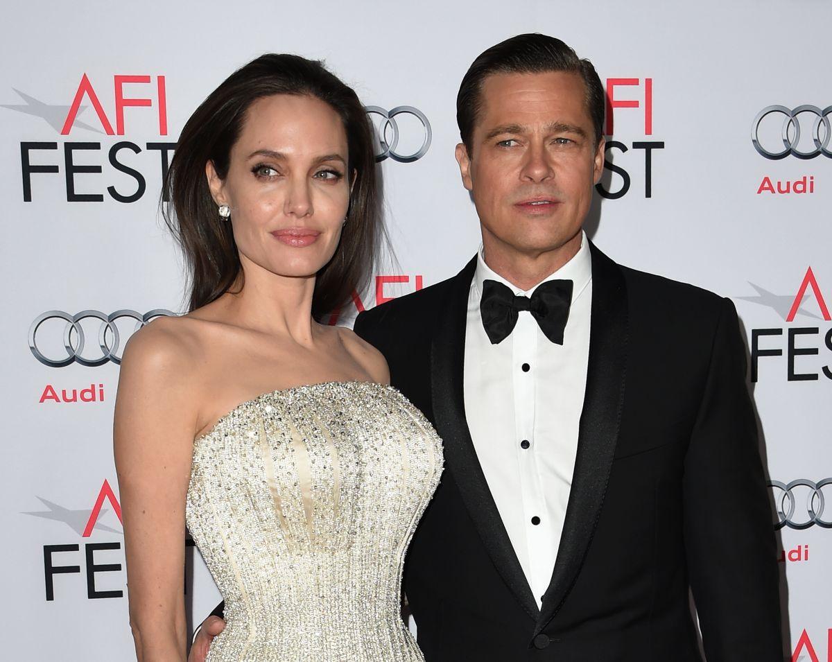 Angelina Jolie y su problemática relación con su ex suegra: sus hijos no la ven hace años