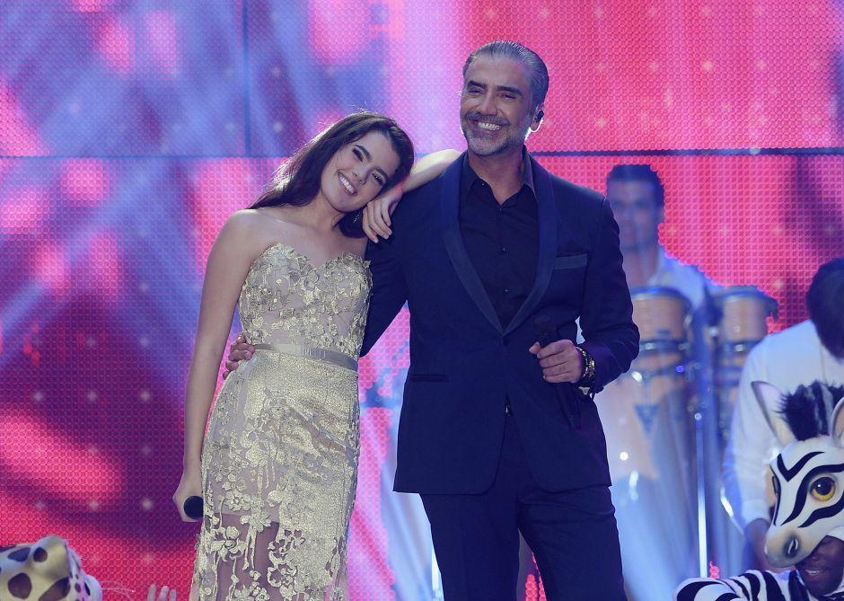 América Guinart confiesa que Alejandro Fernández le pidió a su hija que no se casara