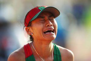 Suspenden 4 años a la marchista Lupita González por dopaje, se perderá Tokio 2021