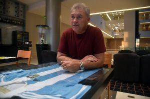 ¡Fuerza, campeón! Nery Pumpido, quien ganó el título mundial en México 86, fue operado del corazón