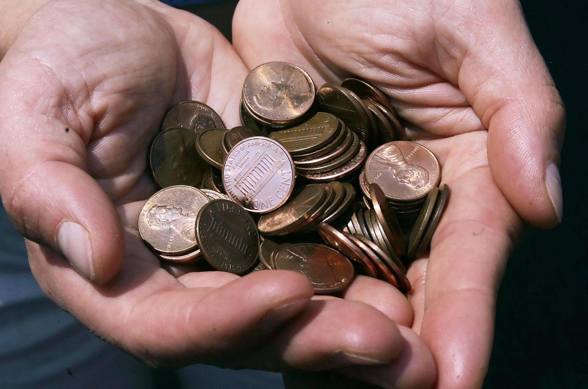 Los funcionarios de la Fed creen que la escasez de monedas es temporal.