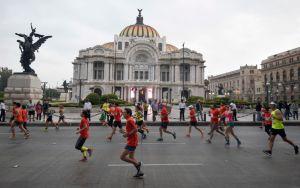 Cancelan Maratón de la Ciudad de México y Medio Maratón 2020 por pandemia de COVID-19