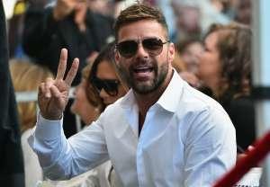 """Ricky Martin: """"Soy un latino gay, casado con un árabe viviendo en el Estados Unidos de Trump"""""""