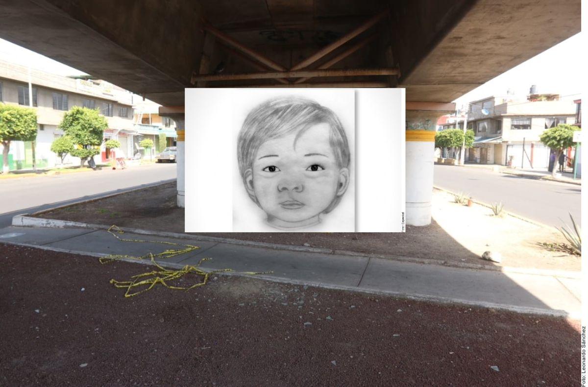 VIDEO: Buscan a asesinos y violadores de bebita encontrada muerta en maleta