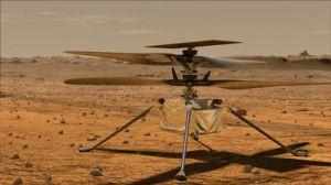 NASA inicia nueva misión a Marte y presenta nueva nave con adorable animación