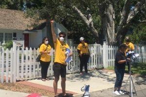 Inquilinos exigen apoyo para impedir desalojos
