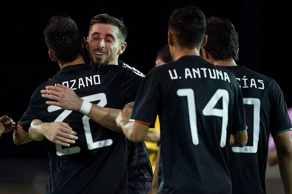 """¿Cómo le fue a los mexicanos en los sorteos europeos?: """"Chucky"""" Lozano y Héctor Herrera podrían chocar en la final de la Champions"""