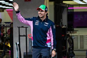 """Pese a sufrir mareos, """"Checo"""" Pérez piensa en entrar al podio en Hungaroring, en la Fórmula 1"""