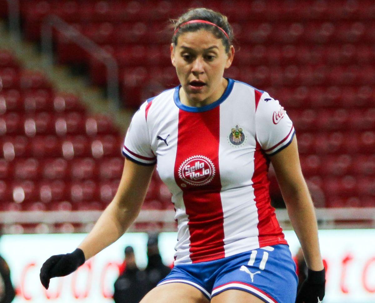 GALERÍA: ¡Feliz cumpleaños! Norma Palafox, la sensual futbolista de la Chivas cumple 22 años