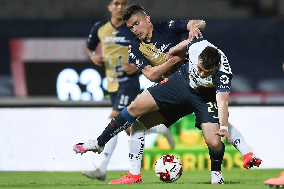 Somnífero: Pumas y América aburren con un tristísimo empate en la Copa por México
