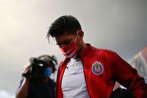 """Oribe Peralta admite que su futuro en Chivas es """"incierto"""""""