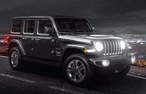 El Jeep Wrangler 4xe llegará llegara esté año