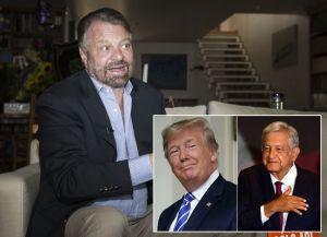 Excanciller Castañeda califica a AMLO de plegarse a Trump, pero lamenta oposición inexistente en México