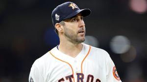 Los Astros pierden a Verlander toda la temporada