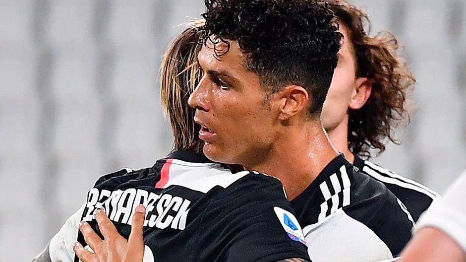 Juventus campeón de Italia por novena vez seguida