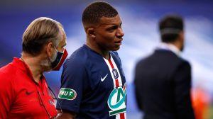 La maldición de la portada del FIFA le llegó rápido a Mbappé