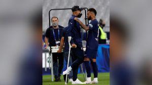 Ya se conoce cuál es la gravedad de la lesión de Kylian Mbappé, pero sigue en duda para la Champions